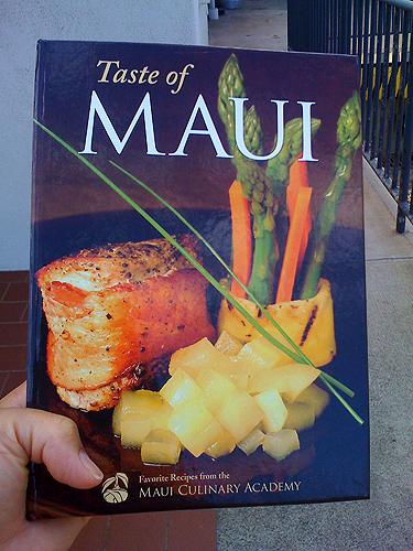 TasteofMaui_book